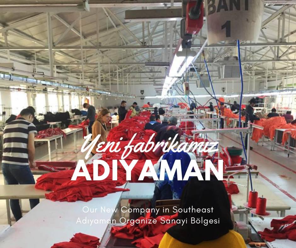 Turkey Wholesale Clothing Development