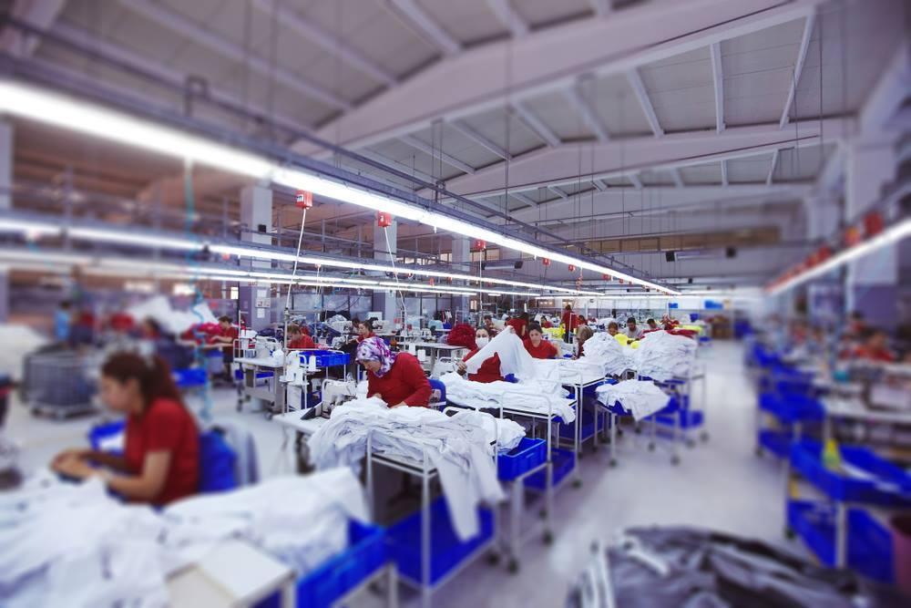 Turkey Wholesale Clothing Market